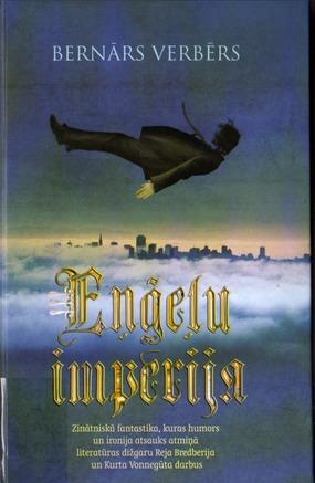 2.Engelu imperija(B.Verbers)