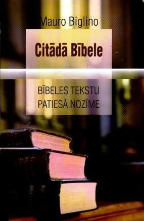 Citada bibele(M.Biglino)