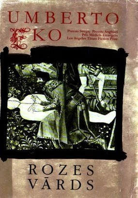 Rozes vards(U.Eko)